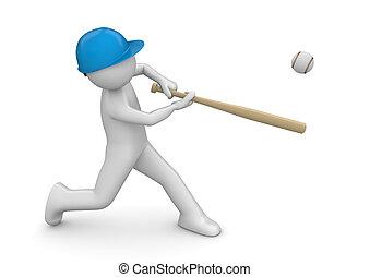 Baseballspieler - Sportsammlung