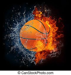 Basketballball.