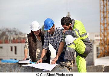 Bauaufsichtsbehörde Problemlösung