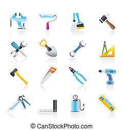 bauen tool, konstruktion arbeit