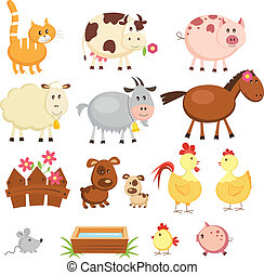 Bauerntiere