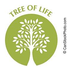 Baum des Lebens und der Texte.