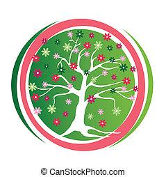 Baum-Ikone
