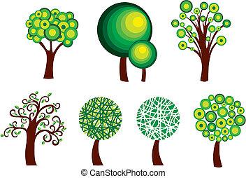 Baumsymbole