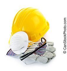 Bausicherheitsausrüstung
