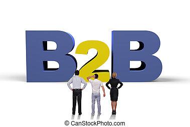 begriff, b2b