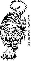 Bengaler Tiger
