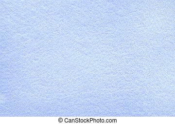 bereift, blauer hintergrund, filz