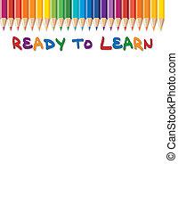 Bereit zu lernen