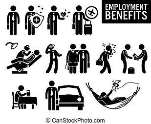 Beschäftigungsvorteile