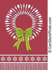 Besteckkränzer Weihnachtsgeschichte