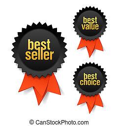 Bester Verkäufer, Wert und Wahl