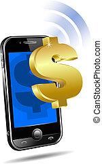 Bezahle per Handy Smartphone