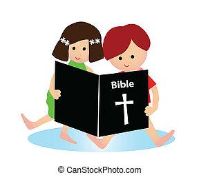 Bibel für Kinder.