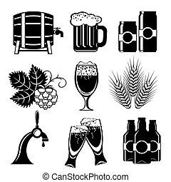 Bier-Ikonen