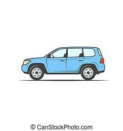 Bild des Autos.