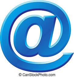 Bild des Internetsymbols.