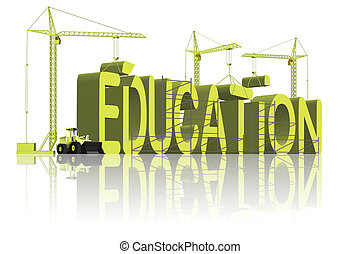 Bildung aufbauen