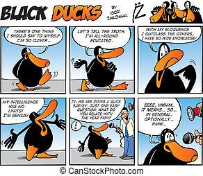 Black Enten Comics Episode 18.