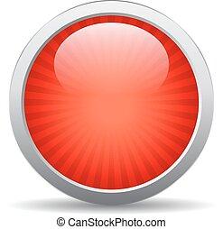 Blank gestreiftes Web-Icon.