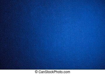Blau fühlte Hintergrund