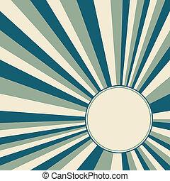 Blau gestreifter Hintergrund