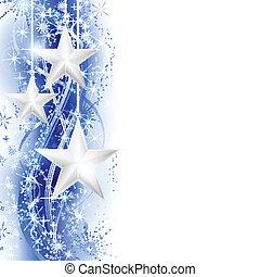 Blaue Silberstern-Grenze