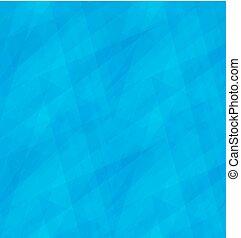 Blauer, abstrakter, nahtloser Hintergrund.