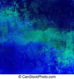 Blauer, dunkler Hintergrund.