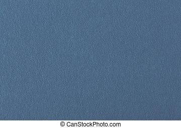 Blauer Filz Hintergrund für Design. Blick von oben.