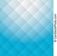 Blauer, heller, abstrakter Hintergrund.