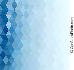Blauer Hintergrund abbrechen