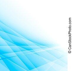 Blauer, leicht abstrakter Hintergrund, Geschäftsbroschüre.