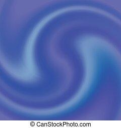 Blauer Wellenwasser Hintergrund.
