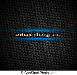 blaues, faser, ungefähr, licht, text., effekt, dunkel, töne, hintergrund, kohlenstoff, dein, glühen