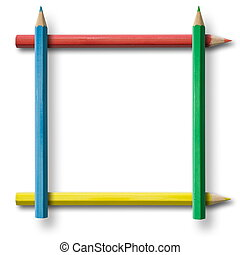 Bleistiftrahmen