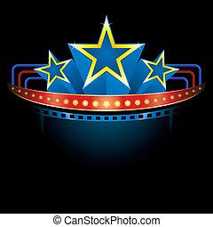 Blockbuster mit Sternen