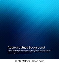 Blue abstrakte Linien Business Vektor Hintergrund.