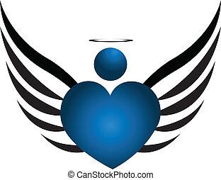 Blue Angel Logo.