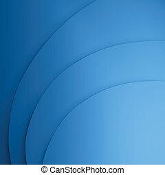 Blue elegant Business Hintergrund.