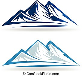 Blue Mountain Logo.