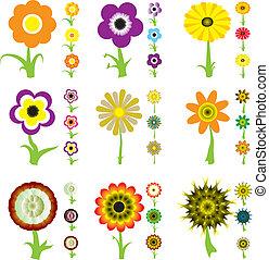 Blumenvariante