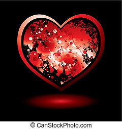 Blutspalten Valentin.