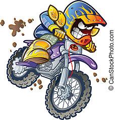 BMX Dirt Biker