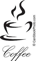 bohnenkaffee, symbol