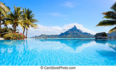 Bora Boralandschaft