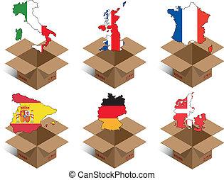 Box-Länder