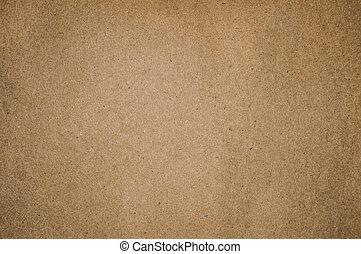 Brauner getexteter Papier Hintergrund