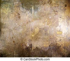 Brauner Grunge abstrakter Hintergrund
