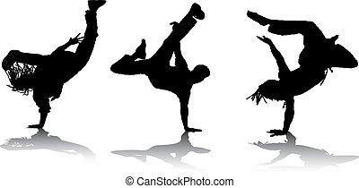 Breakdance.